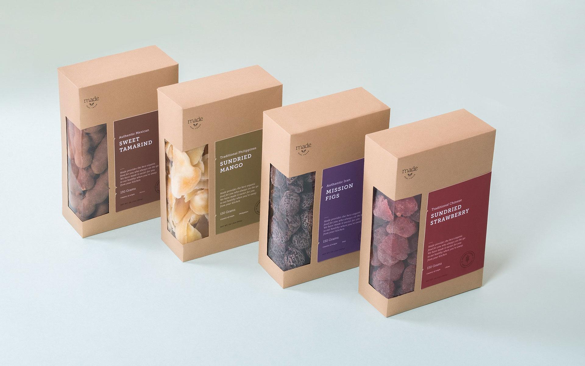世界美食包装设计欣赏